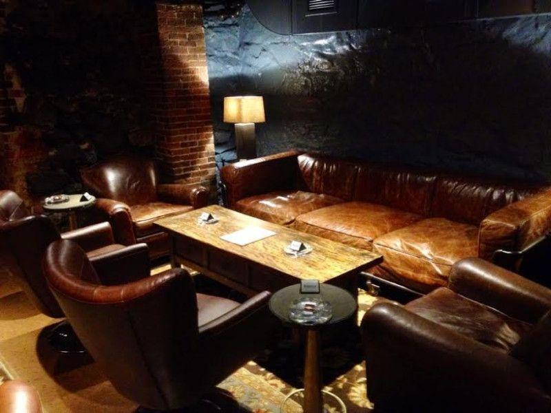 16 Great Places To Smoke Your Cuban Cigar Stash Cigar Room Decor Cigar Lounge Man Cave Cigar Room