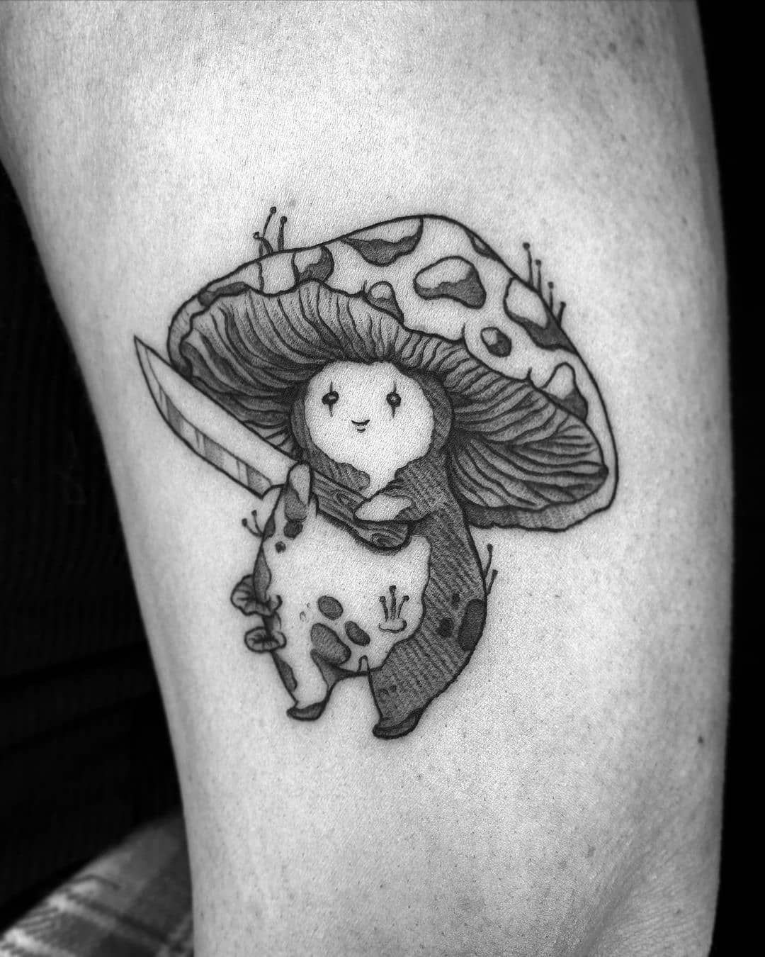30+ Amazing Mushroom Tattoo Design Ideas (and What They Mean)