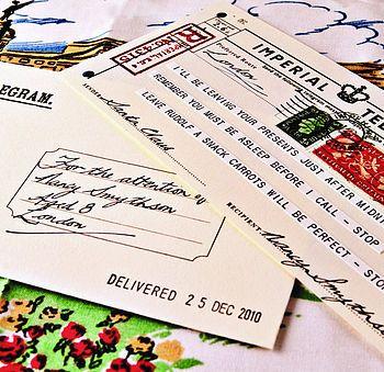 2018 letter from santa telegram santa 2018 letter from santa telegram spiritdancerdesigns Choice Image