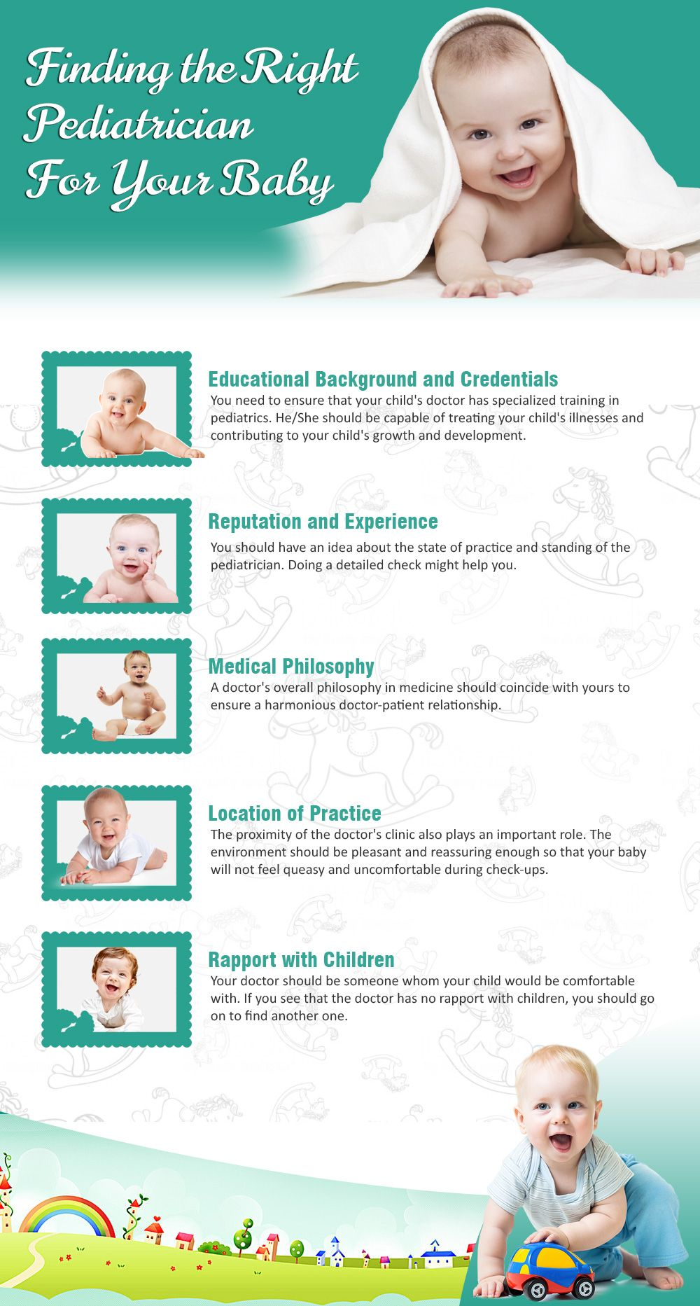 Finding The Right Pediatrician For Your Baby Pediatrician Doctor For Kids Childs Growth