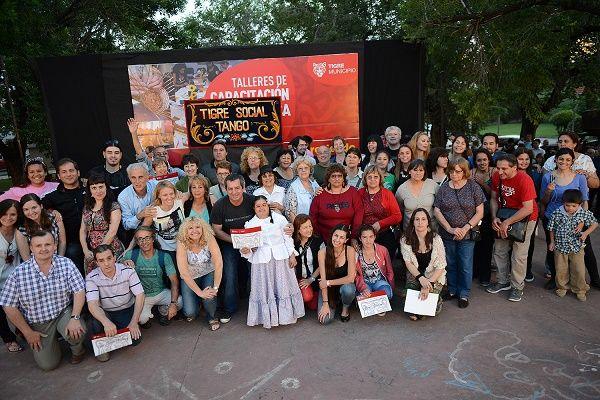 Gran cierre anual para los 360 talleres culturales de Tigre | Zona Norte Diario Online