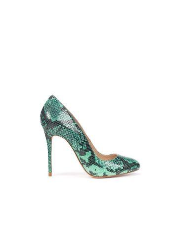 e60aa483ef SNAKE SKIN COURT SHOE - Shoes - Collection - Woman - ZARA Turkey ...