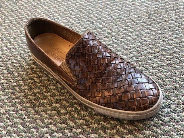 dc39e0783dbf Benheart Handmade Italian Crafted Shoes Men s Size 41   8  Handmade   LoafersSlipOns  Casual