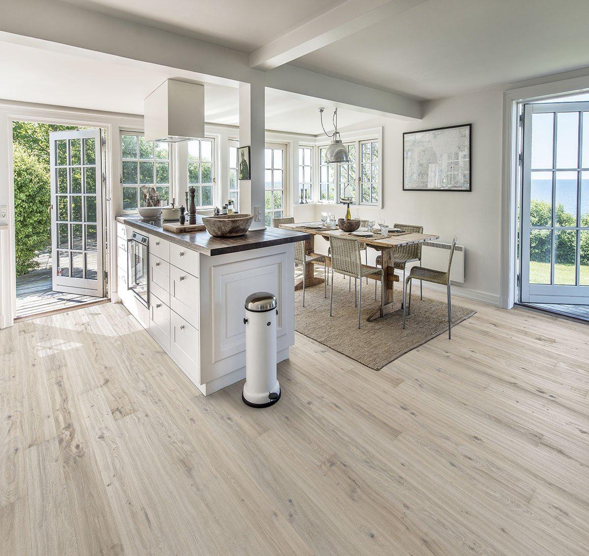 Pepper Wood floors wide plank, Engineered hardwood