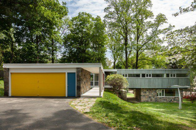 18 Spectacular Mid-Century Modern Exterior Designs That Will Bring ...