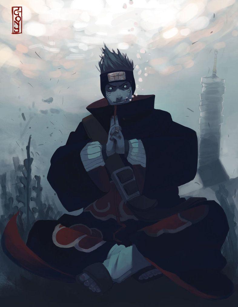 Kisame by GONY04 shinra tensi Pinterest Naruto