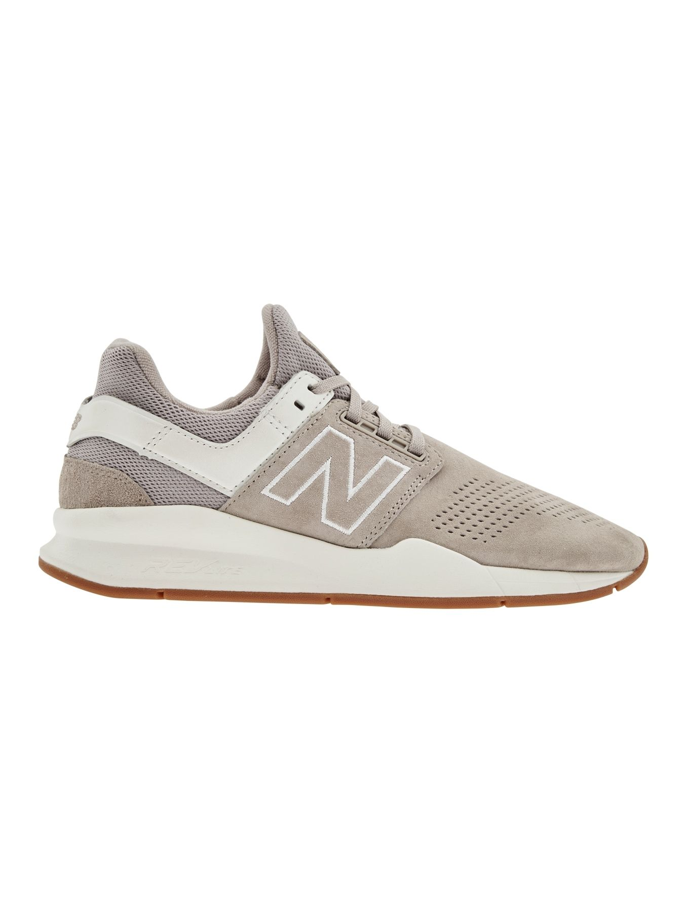 Nubuck 247 Sneaker by New Balance