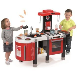 Buy Smoby Tefal French Touch Kitchen Role Play Toys Argos Tefal Business For Kids Food Accessories