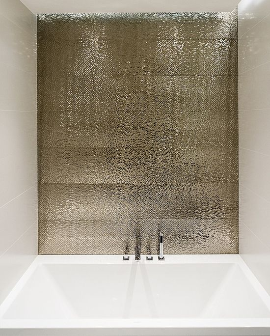 Metallic Wall Tiles