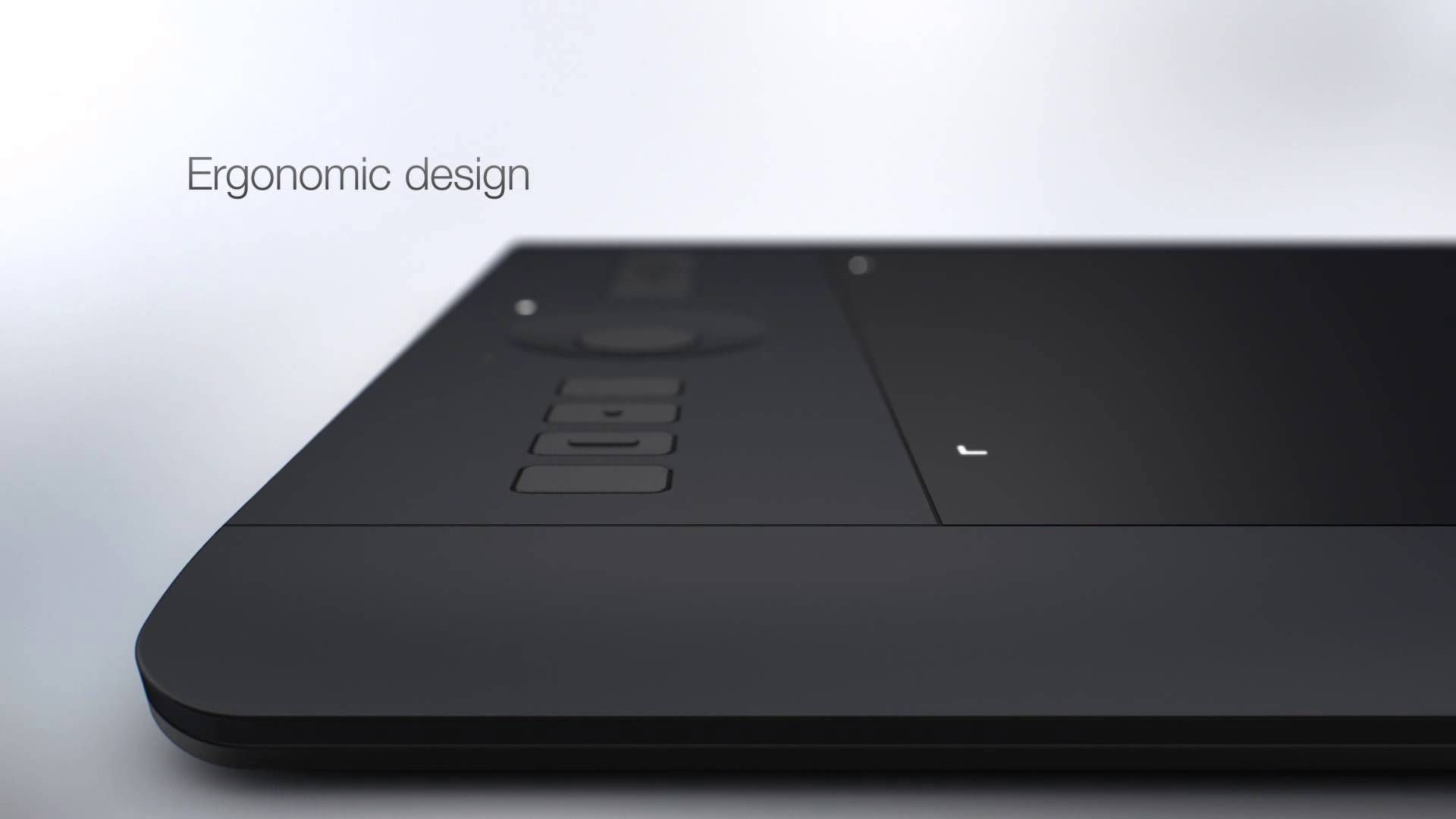 The Medium Intuos Pro Professional Pen Touch Tablet From Wacom