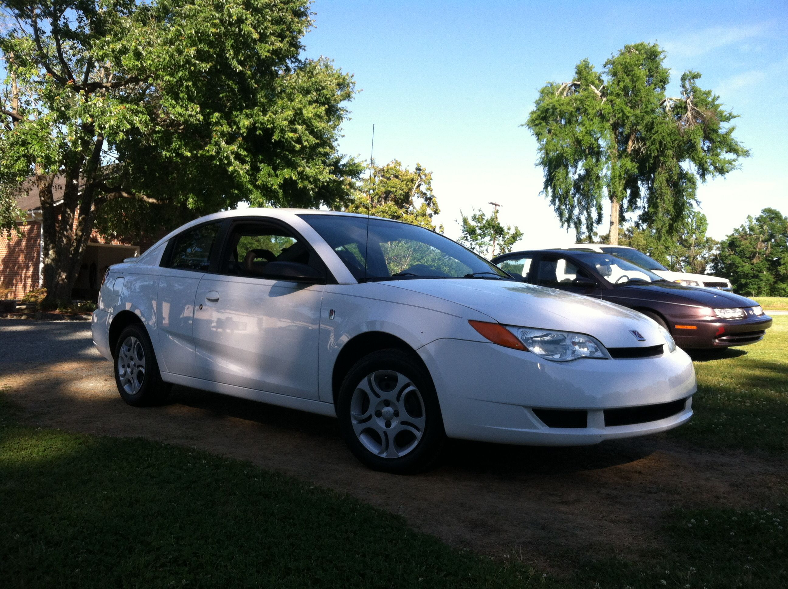 Saturn ion quad coupe with 17s rides id like pinterest coupe and cars