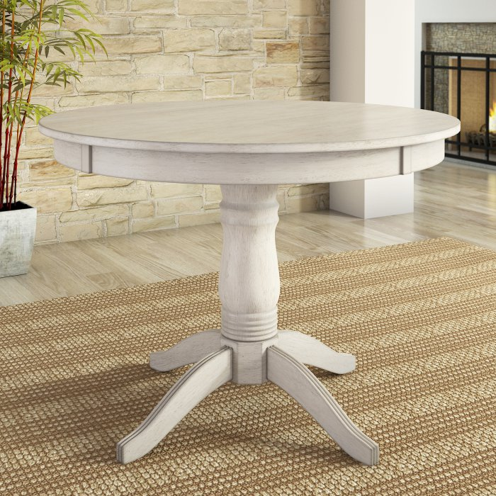 Weston Home Lexington Round Dining Table With Images Dining Table Round Dining Table Round Dining