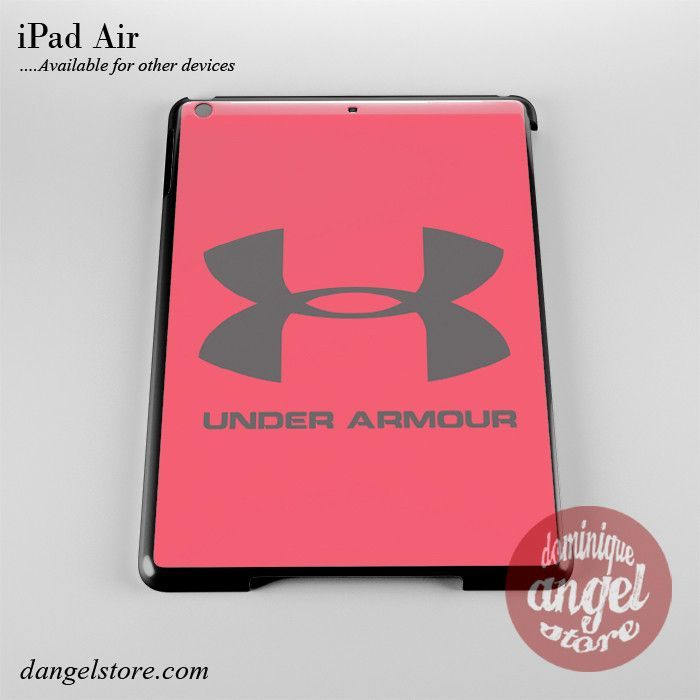 newest c2605 498a1 Under Armour Pink Phone Case for iPad Devices   Ipad   Pink phone ...