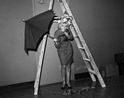 Cindy Carol, 1963.