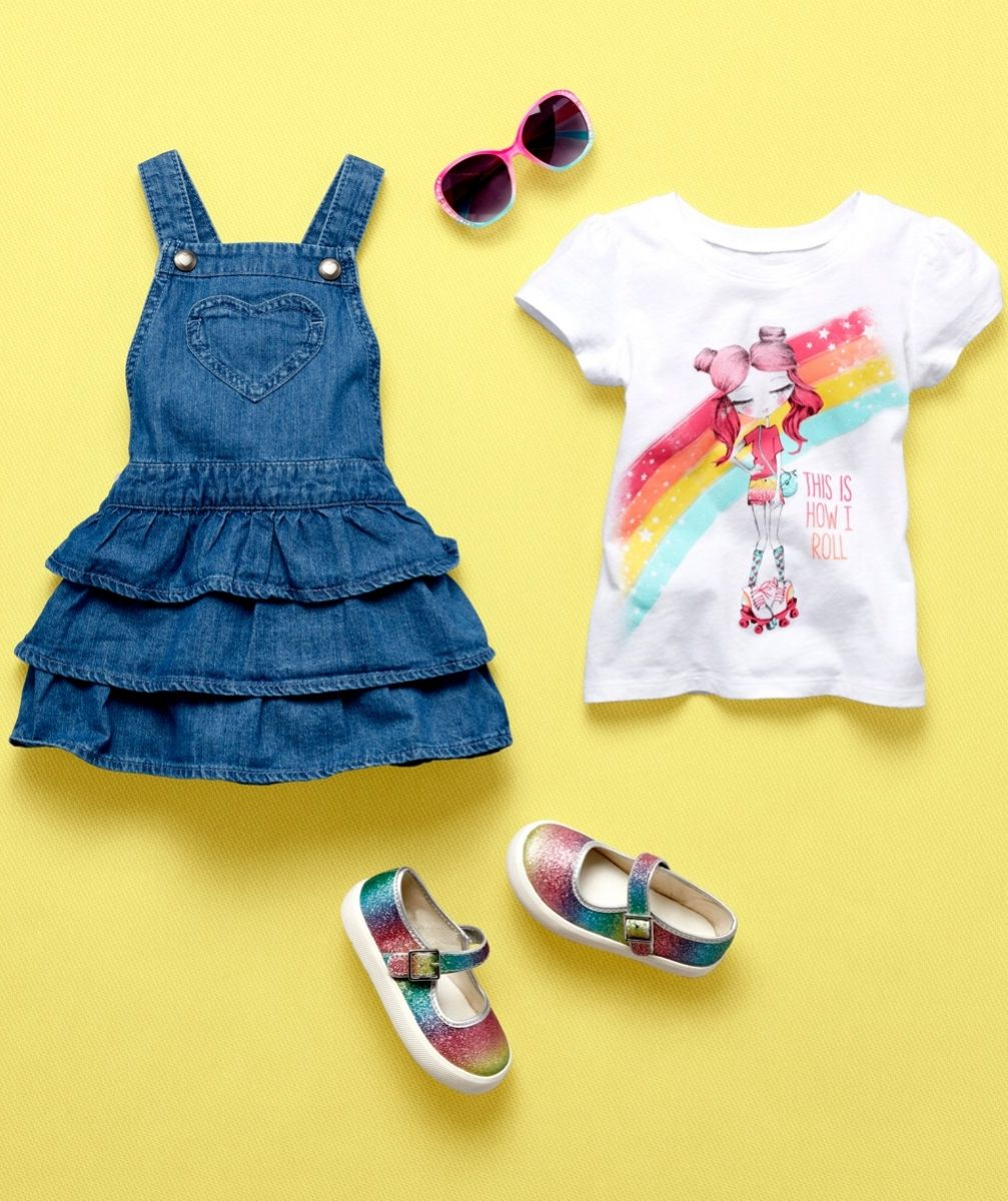 67720508eb79 Toddler girls  fashion