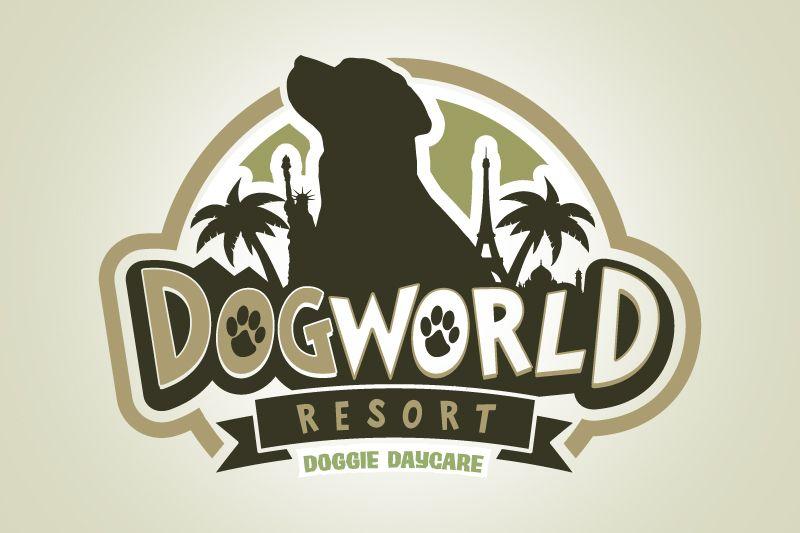 Dog Resorts Logos - Google Search