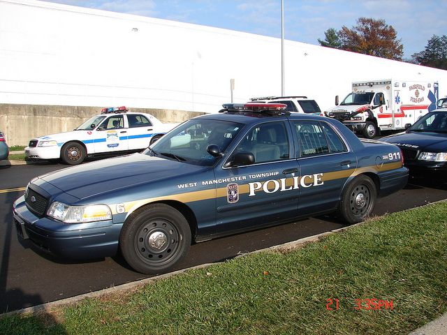 Image result for west manchester township police