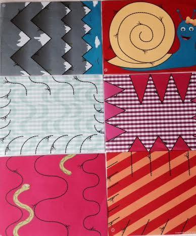 Paper Craft Forbici Bambini Bambini Carta Da Taglio Involucro Di Plastica