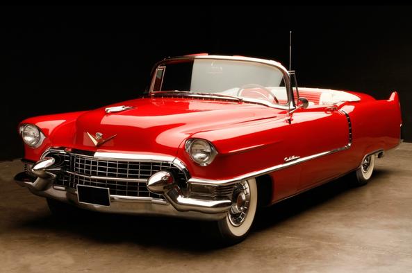 Cadillac Convertible Series On New Cadillac Convertible
