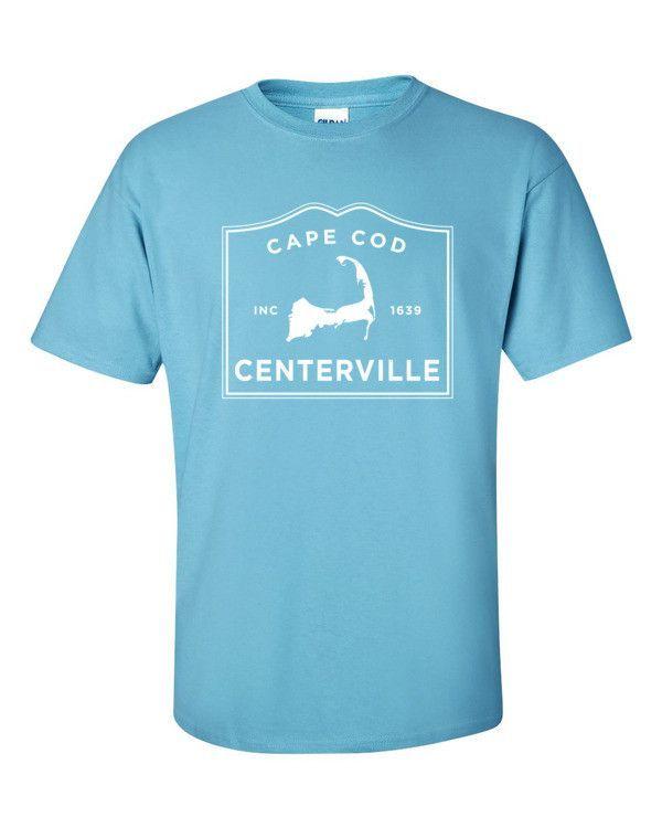 Centerville Cape Cod Short sleeve t-shirt