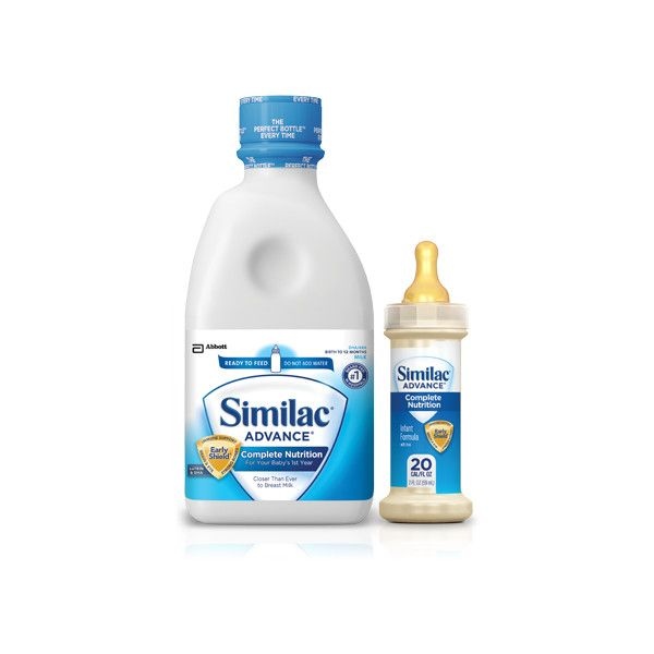 Liquid Baby Formula Ready To Feed Formula Similac Featuring Polyvore Baby Formula Baby Bottles Complete Nutrition