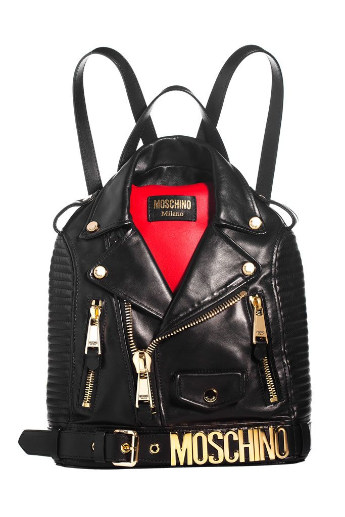 Style.com Accessories Index : Fall 2014 : Moschino