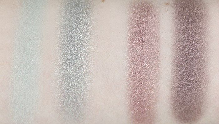Catrice Duo Eye Shadow swatch