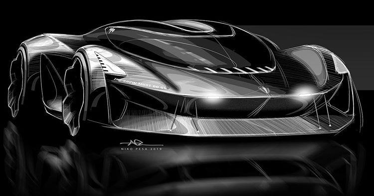 The Show Must Go On Koenigsegg Sketch Challenge Koenigsegg Koenigseggsketchchallenge Midengine Supe Koenigsegg Car Design Sketch Concept Car Design