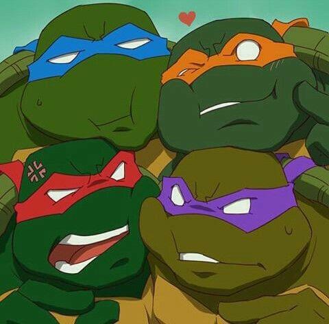 Tmnt 2003 Ninja Turtles Art Teenage Mutant Ninja Turtles