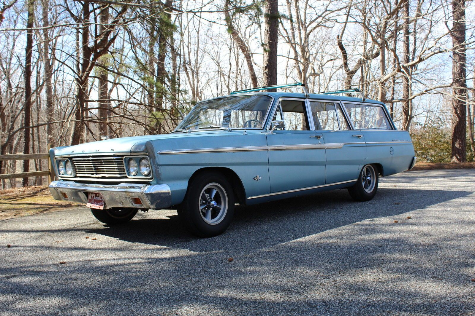 65 ford fairlane 500 station wagon