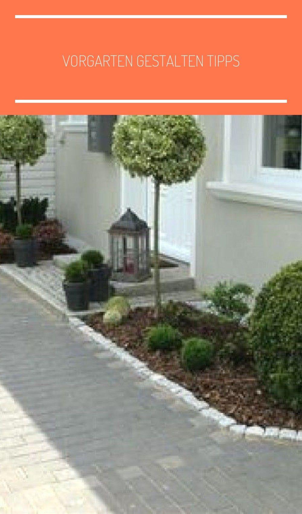 Vorgarten Gestalten Tipps Und Beispiele Zimmerdeko Selber Machen
