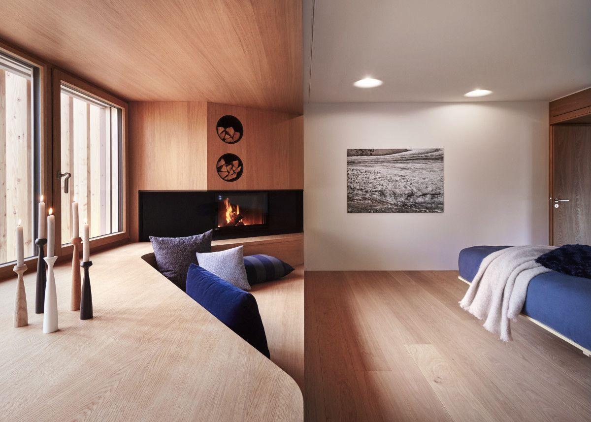 Maritimes schlafzimmer ~ Schlafzimmer mit kamin und einbaumöbeln inneneinrichtung