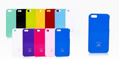 64% off Mecury Jelly Case and Screen Protector for Handphones - Includes Free Delivery via Normal Postage (11 Colours Available)