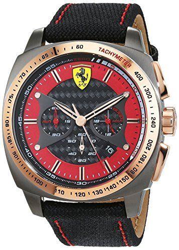 19dc12da819 Orologio Scuderia Ferrari