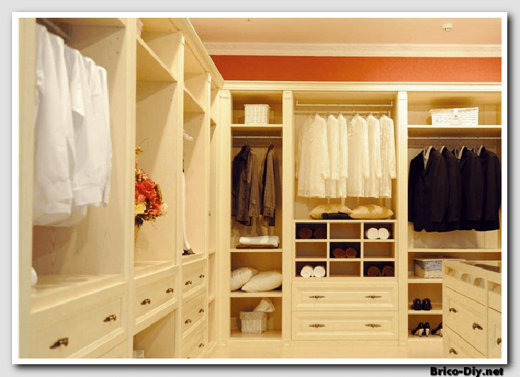 Walk in closet - Diseños modernos ideas para decorar y ampliar un closet o armario | Web del Bricolaje Diseño Diy