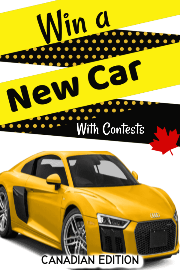 Contests, Sweepstakes - Win a New Car! How awesome would a