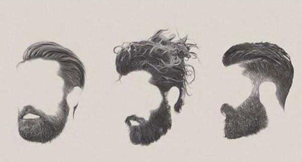 Elige un tipo de barba muy de moda! Con nuestros consejos y estilos