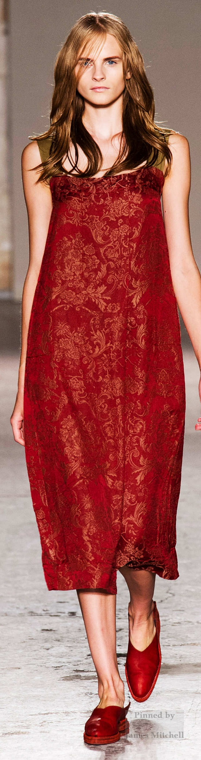 Uma Wang Collection Spring 2015 Ready-to-Wear
