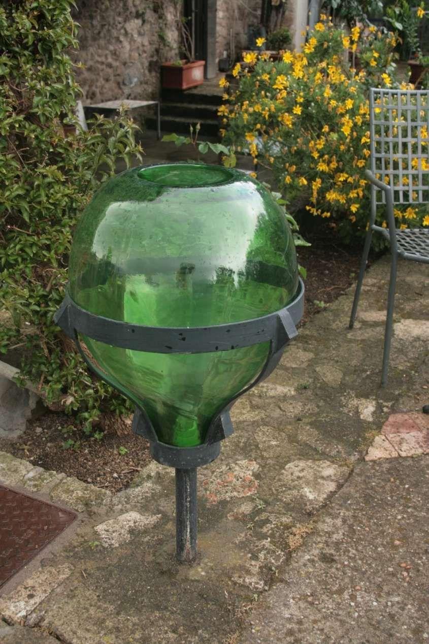 Idee Arredo Giardino Fai Da Te.Idee Fai Da Te Per Arredare Il Giardino Con Oggetti Riciclati