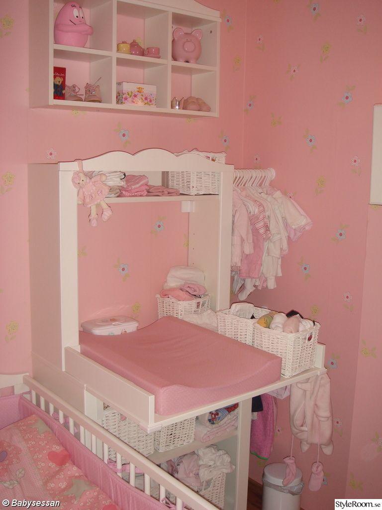 Cute Idea For Ikea Hensvik Cabinet Space Saving Nursery Baba