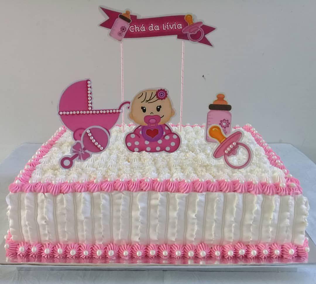 Bom Diaaa Bolo Bolos Cakes Chantininho Bolodeaniversario