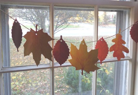 title | Thanksgiving Bay Window Decoration