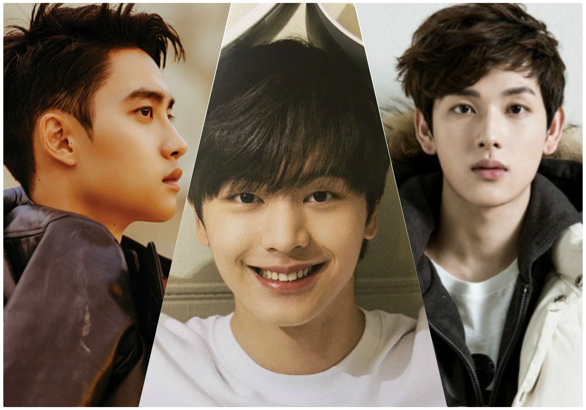 6 potential actors from idols in Korea