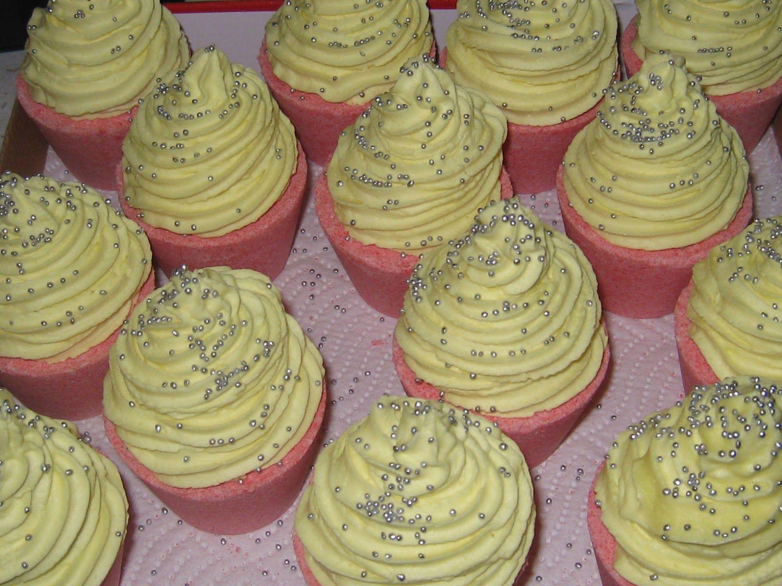 badecupcakes selber machen - Rezept auf Deutsch | Süße ...