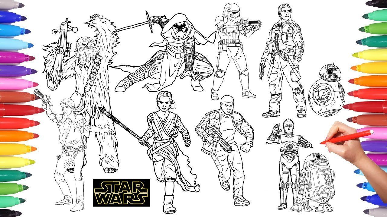 Star Wars Coloring Pages Lovely Star Wars Characters Coloring Pages Coloring Pages Star Coloring Pages Lego Coloring Pages Star Wars Coloring Book