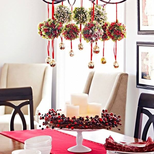 58 Unique Stunning Christmas Home Decoration Ideas For Adding Pep To ...
