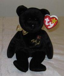 THE END Bear - Ty Beanie Baby (Beanies 1c5c6aff63e