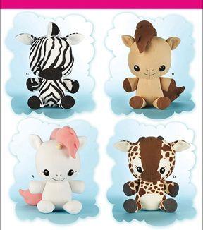 Simplicity Patterns Us8034Os-Simplicity Animal Stuffies-One Size | JOANN  #animal #JOANN #Patterns #Simplicity #size #StuffiesOne #Us8034OsSimplicity