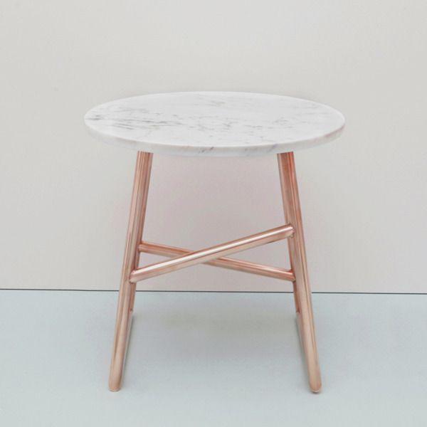 algedi table copper marble furniture marble. Black Bedroom Furniture Sets. Home Design Ideas