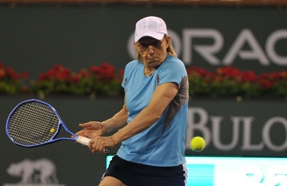 """18-time Grand Slam champion MartinaNavratilova spoke out regarding sexism in tennis, stating that she believes it is still a big problem engraved in sports culture. """"Men still have more opportunities, more corporations are run by men, therefore they're more ready to sponsor male athletes,"""" the 18-time Grand Slam winner told BT Sport."""